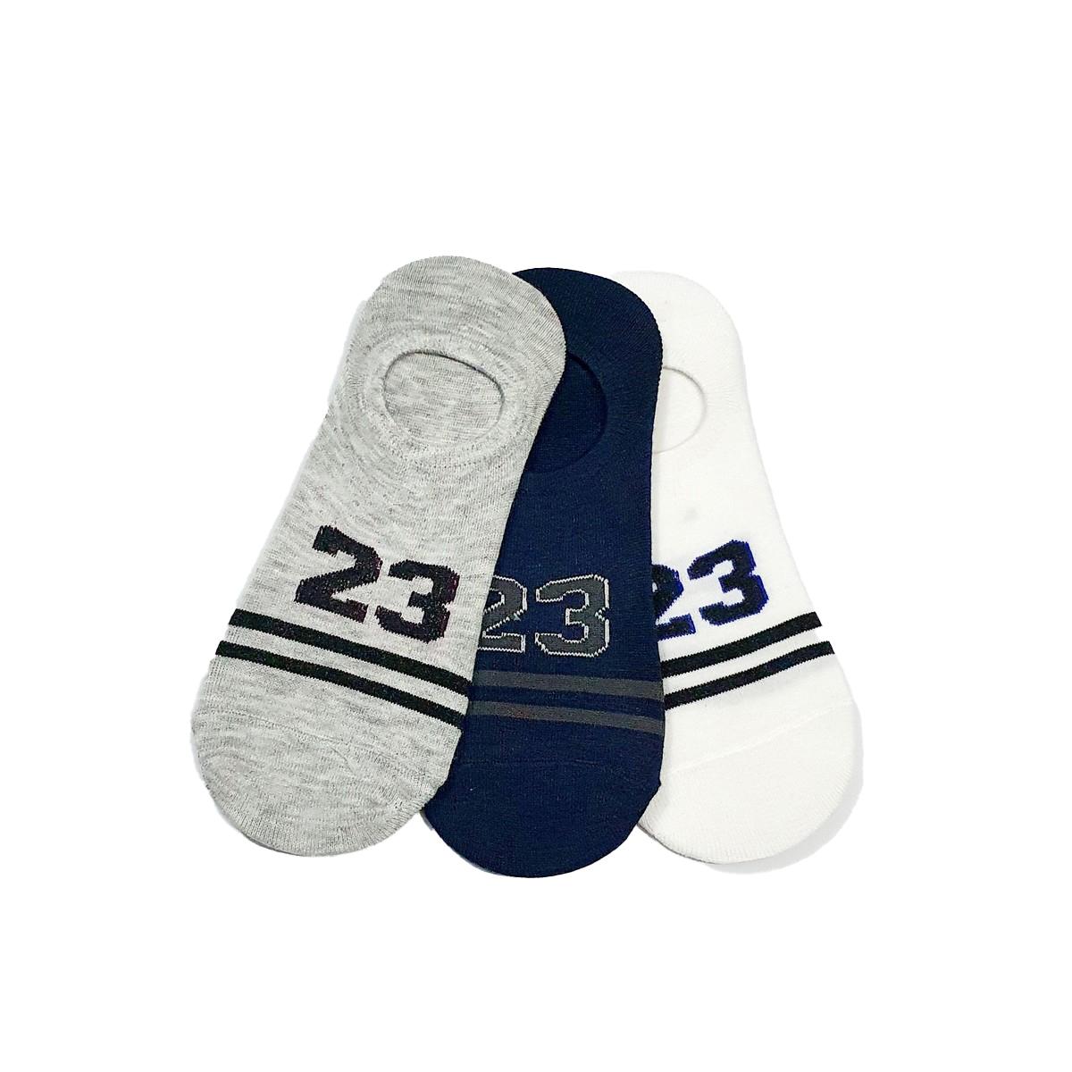 Pack of 3 pairs| Loafer socks for men women | Invisible no show socks| multi-colors multi-design| Low cut socks