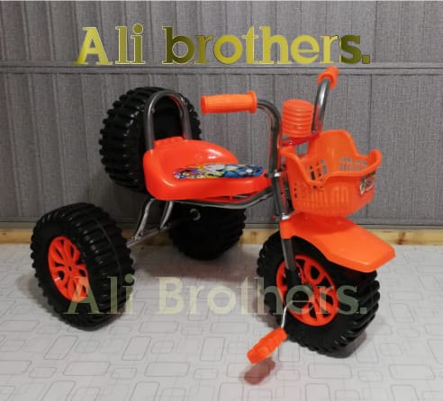 Baby Back Wheel Tricycle