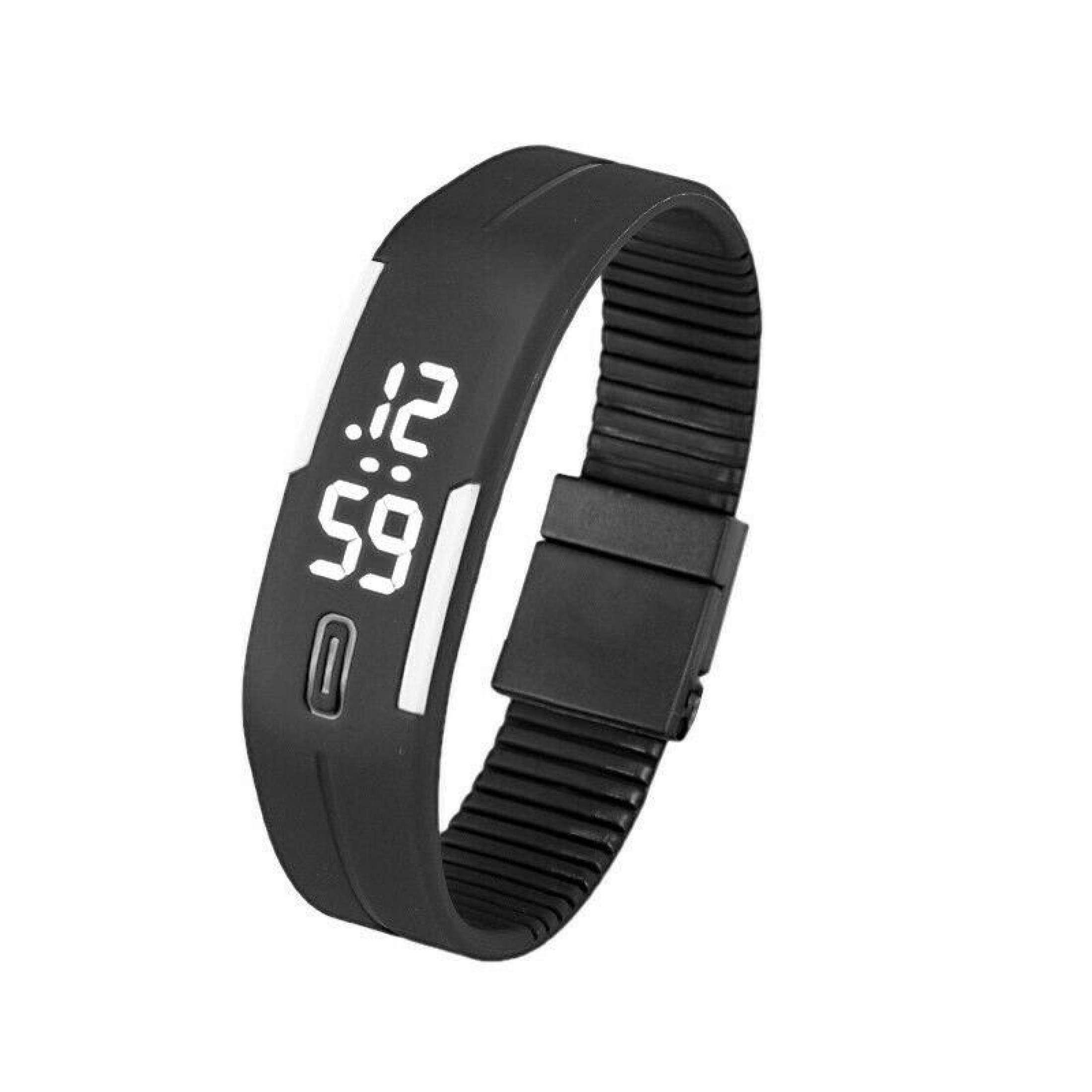 LED Digital Wrist watches Birthday Party Gifts for kids for boys and Girls Multicolor LED Digital Bands By Markhor Shopping