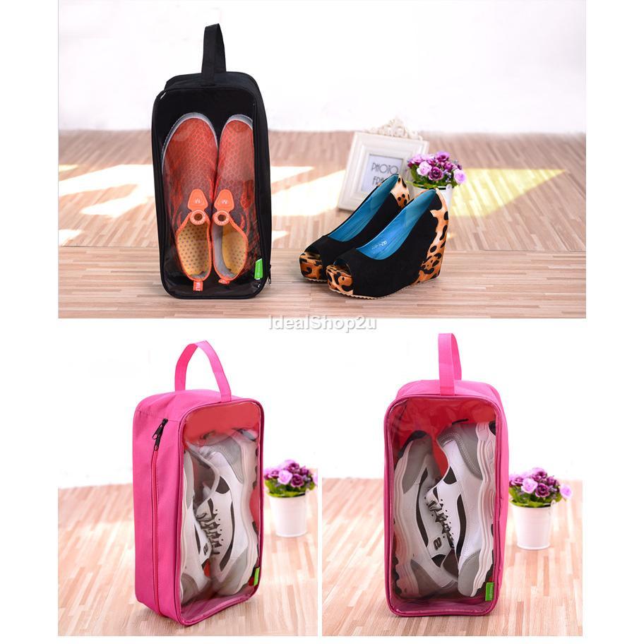Gym Sports Men Women Shoes Bag Shoe Organizer Pouch Beg Travel Storage Case Home Outdoor