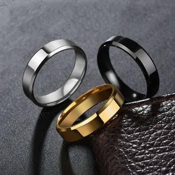 High Quality Trendy Golden Ring / Chala For Men and Women - Golden