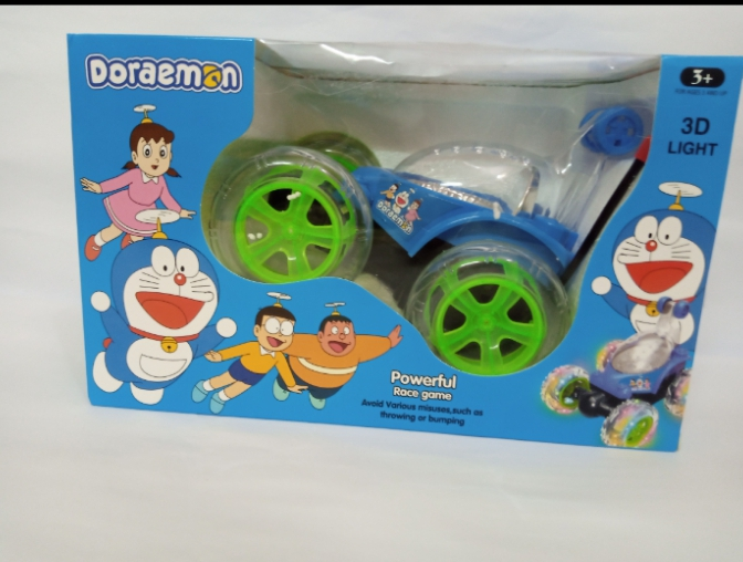 360 Degree Rotation Car Toy Ben 10 for kids