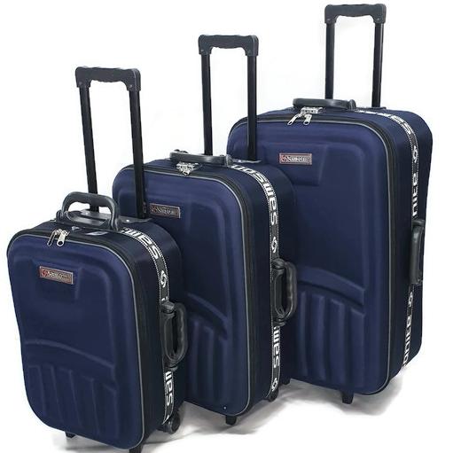 Set Of 3 pcs Travel Trolly Suitcase Set With Amazing Price