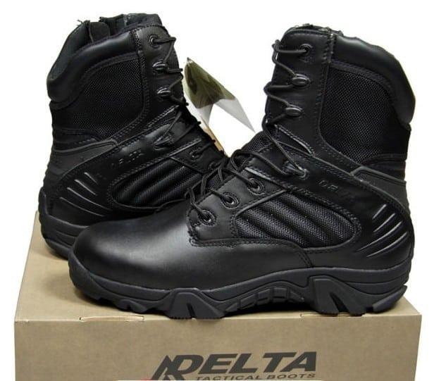 Boot For Men - Delta Black Ultra Long