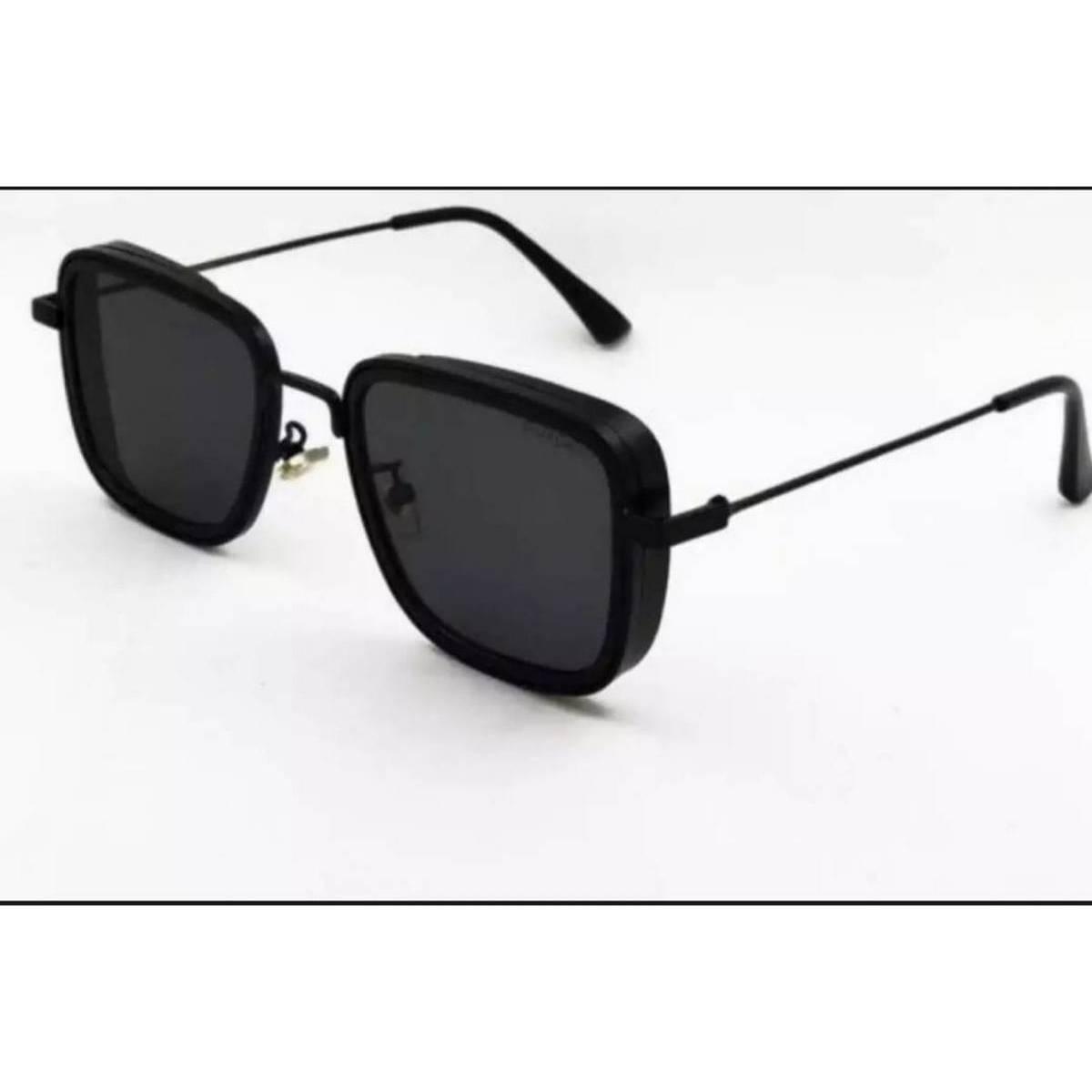 New design Kabir singh Original Luxury Fashion Square Design Metal Frame Sun Glasses For Unisex