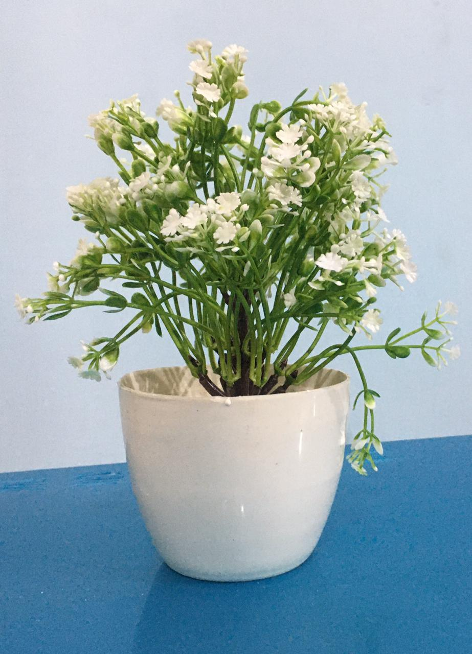 Beautiful Artificial Plants/ Artificial Flowers - Multi Designs for Home Decoration