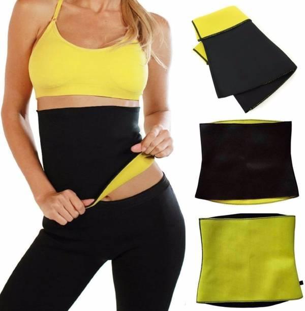 Hot Shapers Belly Slimming Belt / Tummy Trimmer Belly Fat Burner Lean Body for Men & Women / Hot Belt unisex/ Best Selling Belt