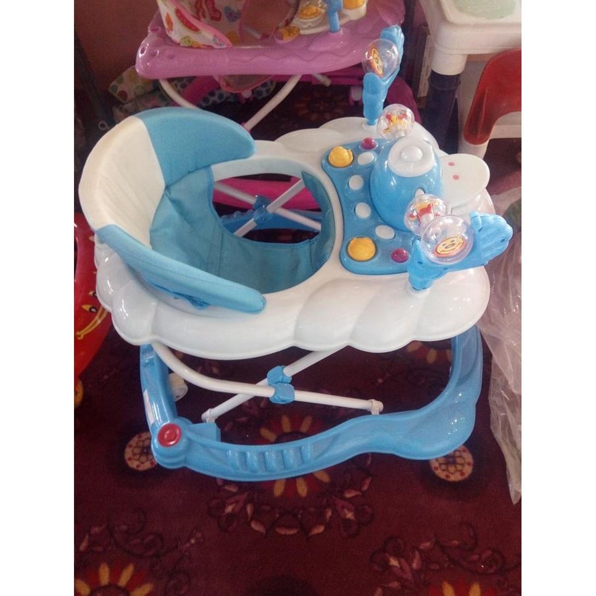 Baby Walker Udhari With Music & Light premium quality plastic