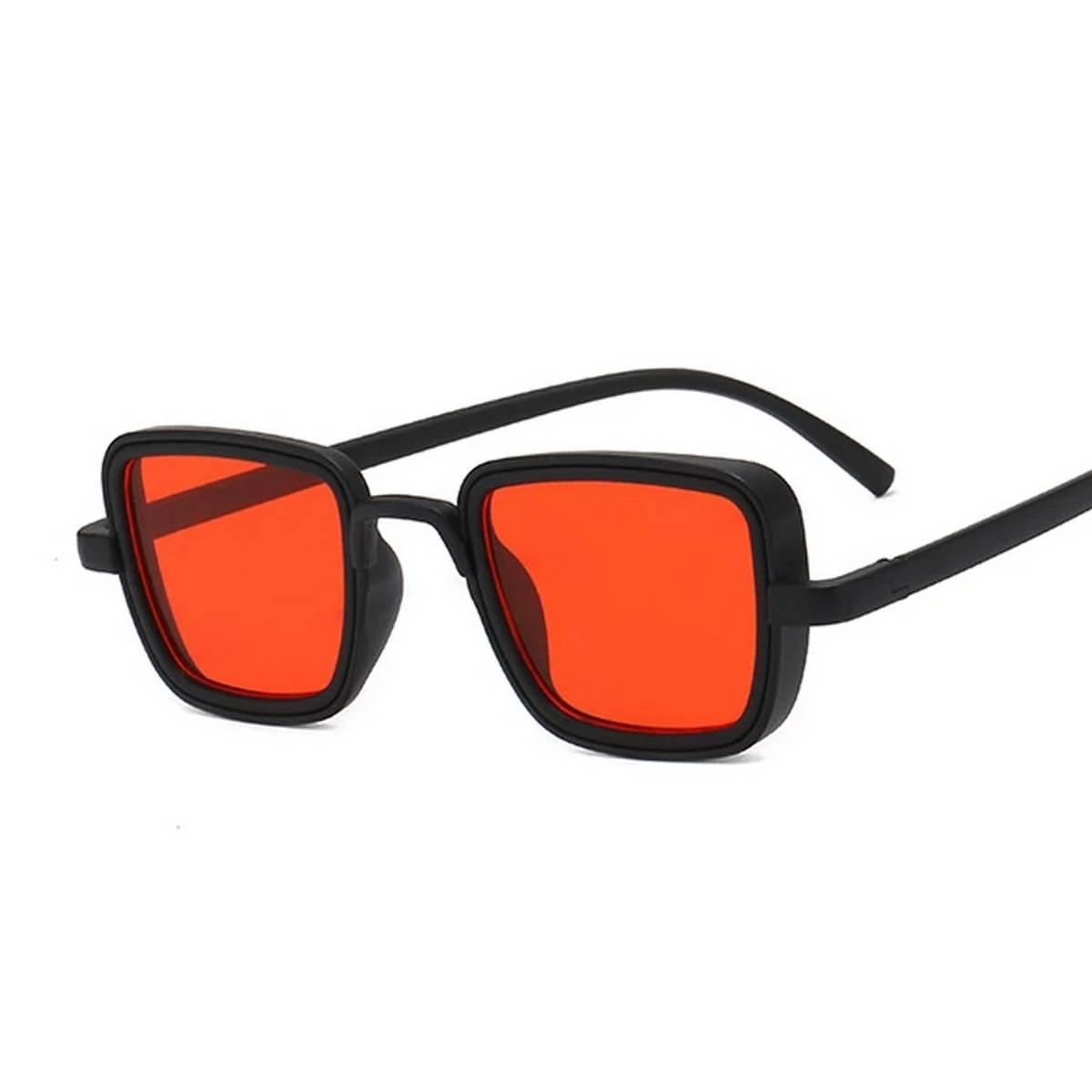 Kabir Singh India Movie Sunglasses For Men Square Retro Cool Sun Plastic Shades