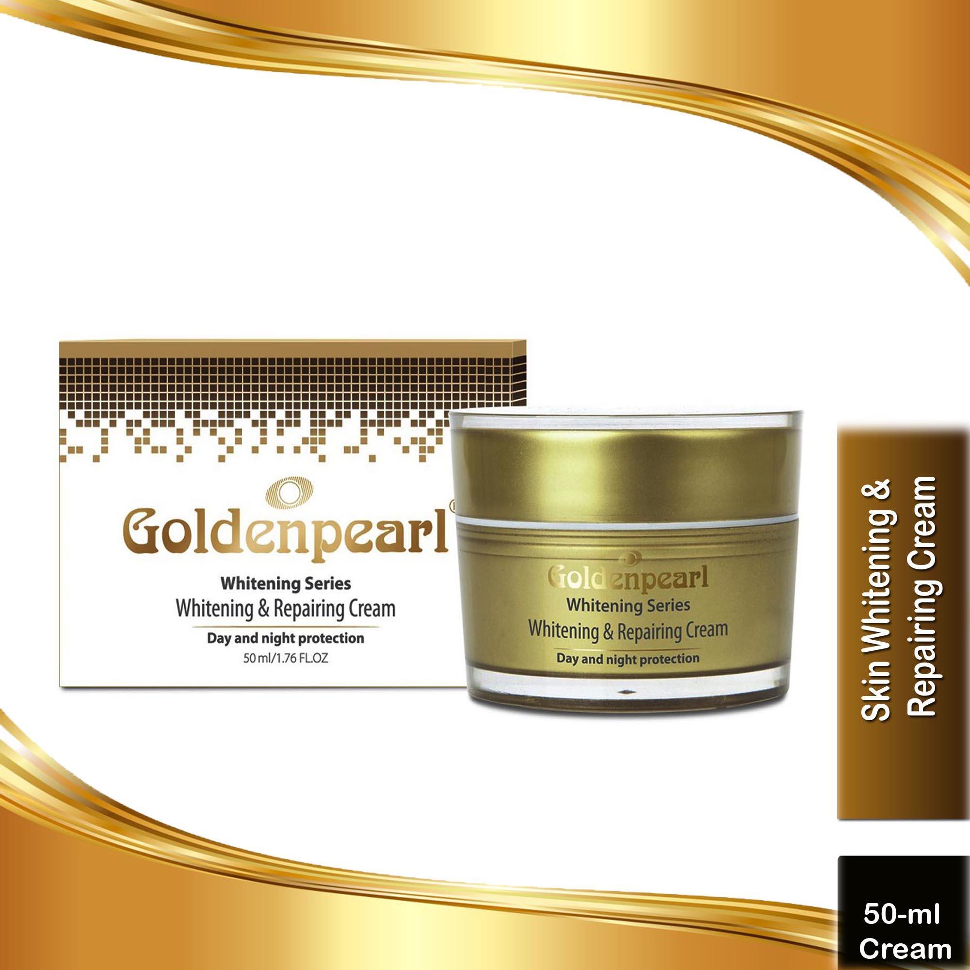 Golden Pearl Whitening Repairing Cream Buy Online At Best Prices In Pakistan Daraz Pk