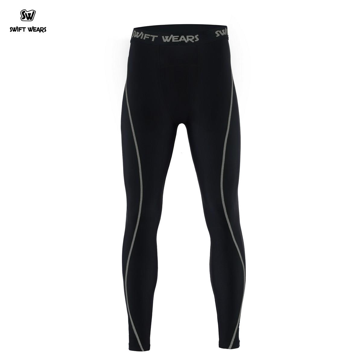 Swift Wears Men's Gym Fitness Yoga Compression Wear Pant Leggings