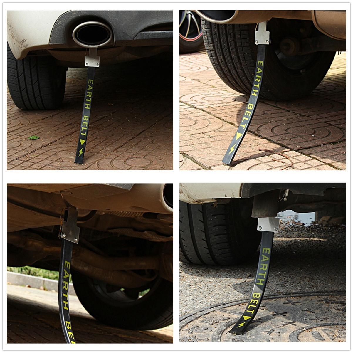 New Vehicle Truck Safety Car Anti static Strap Ground Wire Belt Auto Supplies