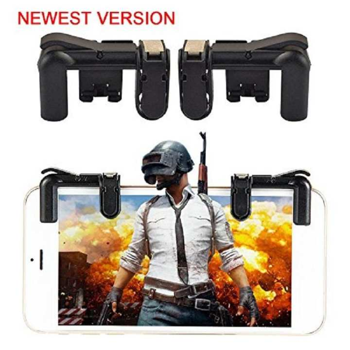 PUBG/Fortnite/Rules of Survival Support Buttons L1R1 Trigger Android and iOS