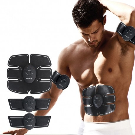 Beauty Body Mobile-Gym Smart Fitness EMS Fit Boot Toning Weight Loose Six Pack ABS
