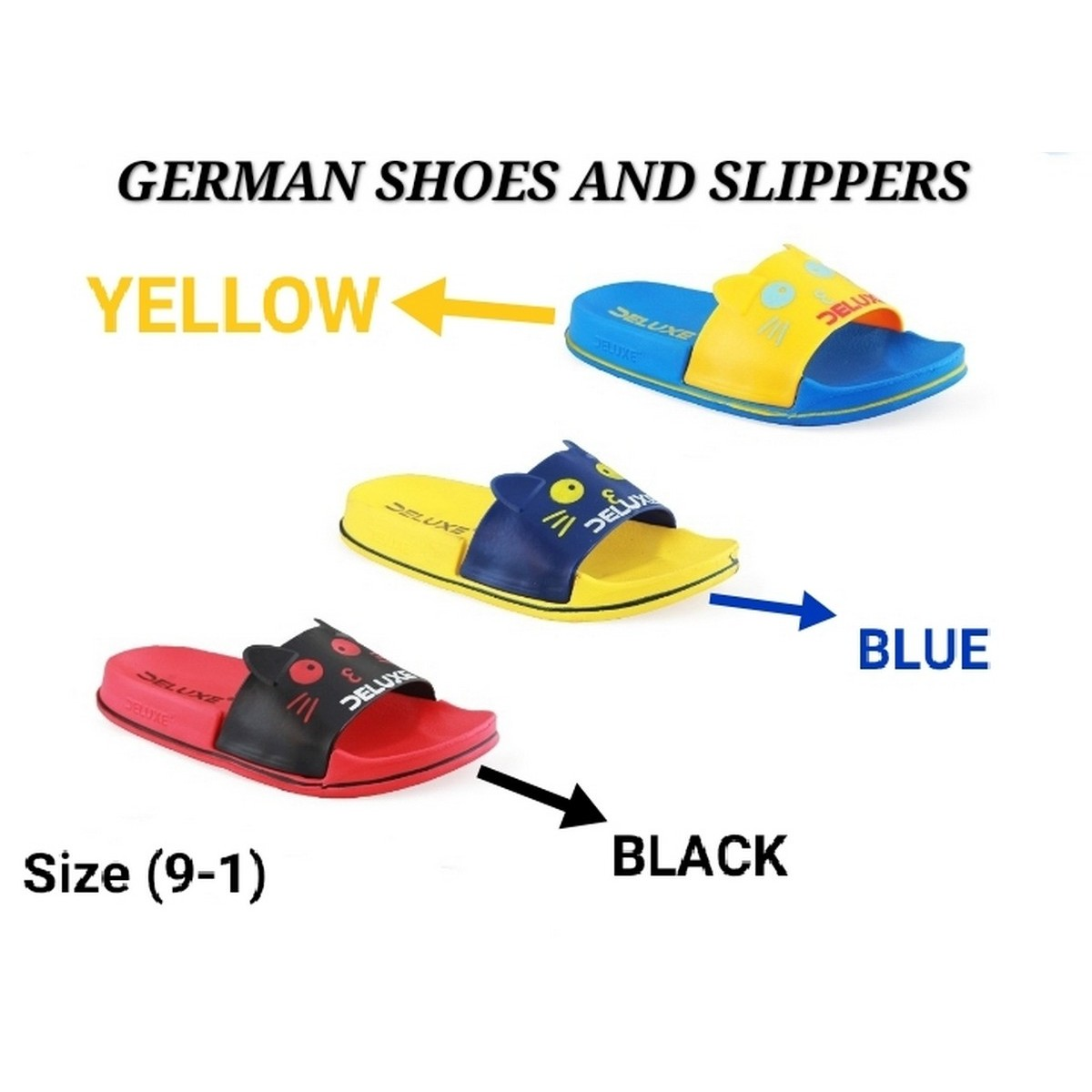 Kids Slippers  Kids Softy Water Proof Casual Slippers