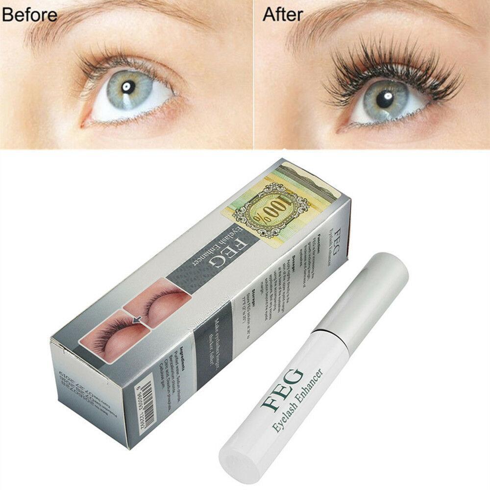 2628b044456 Product details of FEG Eyelash Rapid Eye Lash Growth Serum - For Eye Lash  and Brow Fast Effective Growth Creates Longer & Darker Eyelashes - Best  Natural ...