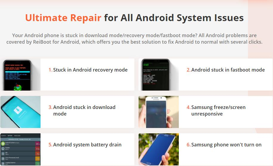 ReiBoot - Android System Repair (Lifetime License)