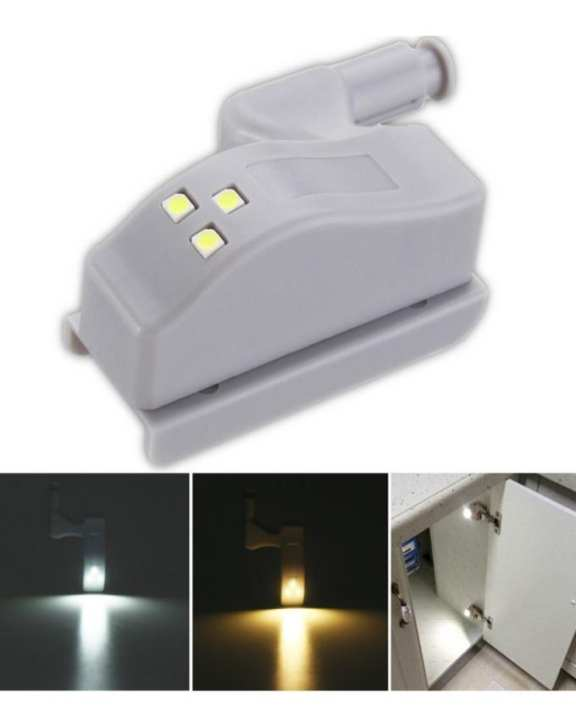 Led Motion Sensor Light For Kitchen Bedroom Living Room Cabinet Cupboard Closet Wardrobe Inner