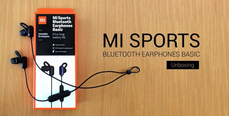 Mi Sports Bluetooth Headset Earphone Basic Buy Online At Best Prices In Pakistan Daraz Pk