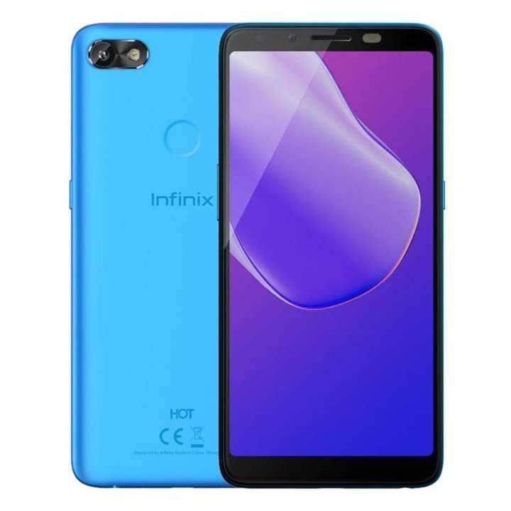 """Infinix Hot 6 Mobile Phone - 6"""" HD Display - 2GB RAM - 16GB ROM - Dual Sim"""