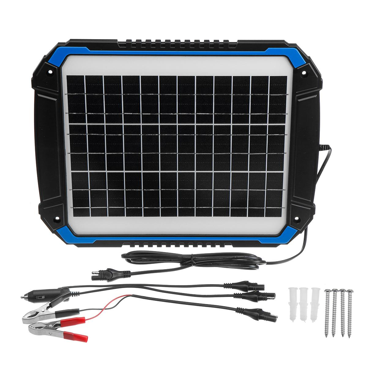 Solar Battery Charger Circuit With Over Charge Protection My