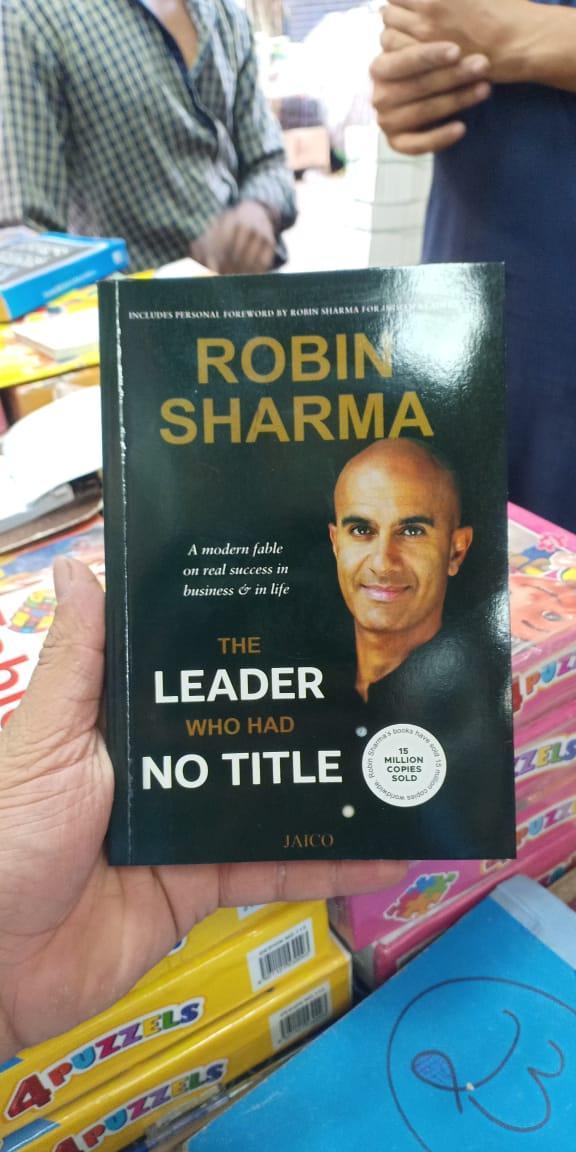 Leader Who Had No Title Ebook