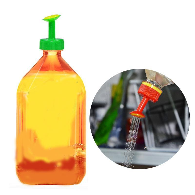 ba8871435de3 1 PCS Portable Irrigation Spray Bottle Sprinkler Head Household Use Garden  Potted Irrigation Plant Irrigation Watering Tools