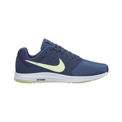 663fc64a47972a Blue Recall Womens Running WMNS Downshifter 7 - Blue Recall   Barely  Volt-Thunder Blue