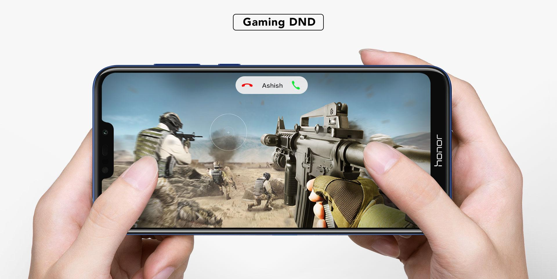Honor 8C Gaming Suite DND