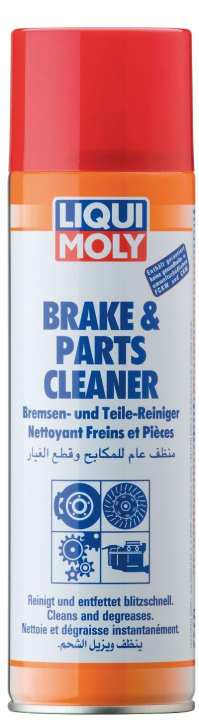Brakes & Parts Cleaner 500ml LiquiMoly made in germany