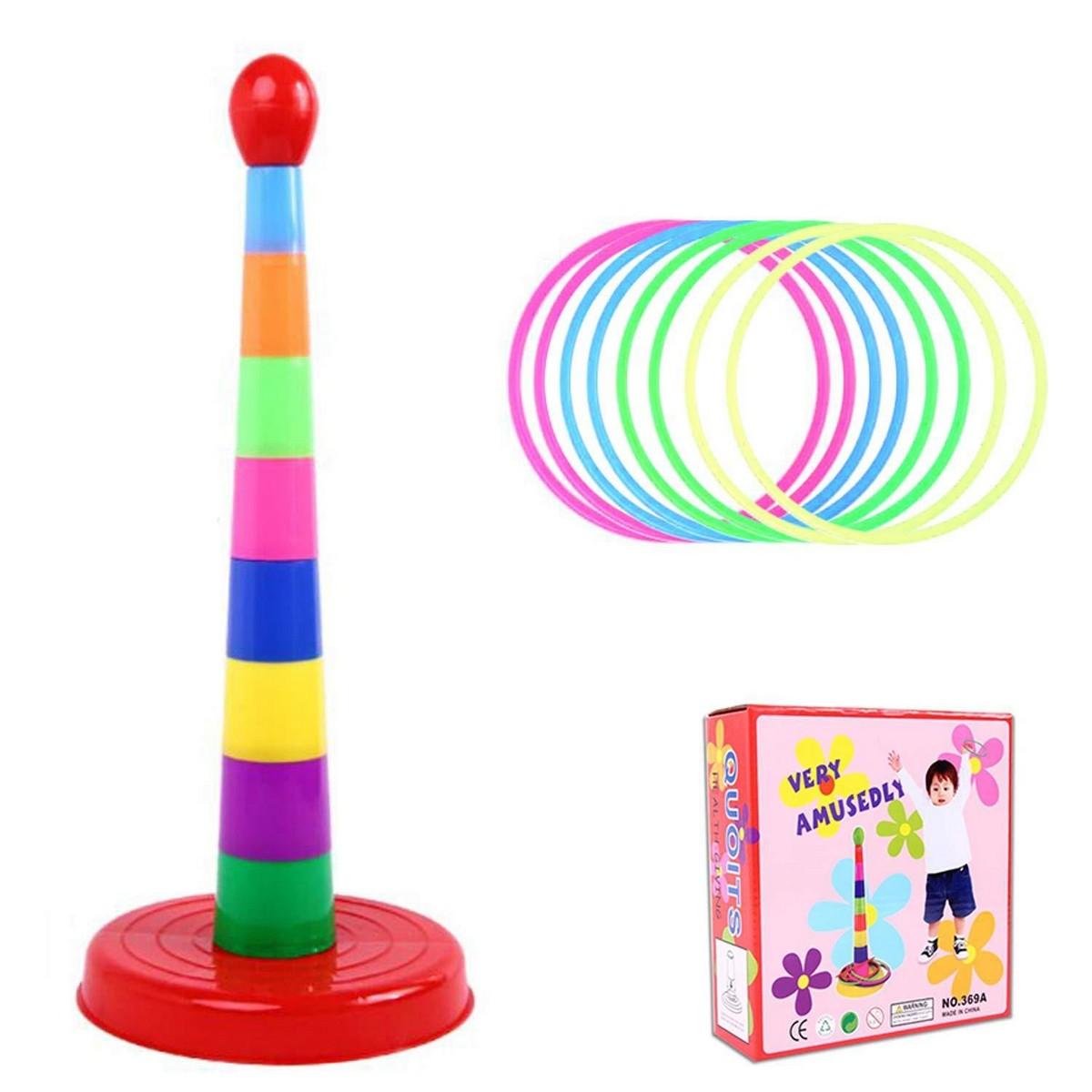 Ring tower game