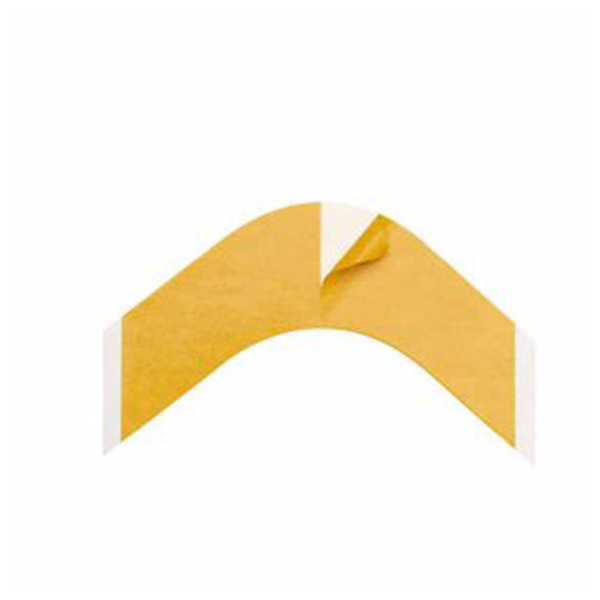 Yellow Wig Tape Strips - Front Lace Original - Very Strong Double Sided Adhesive Tape