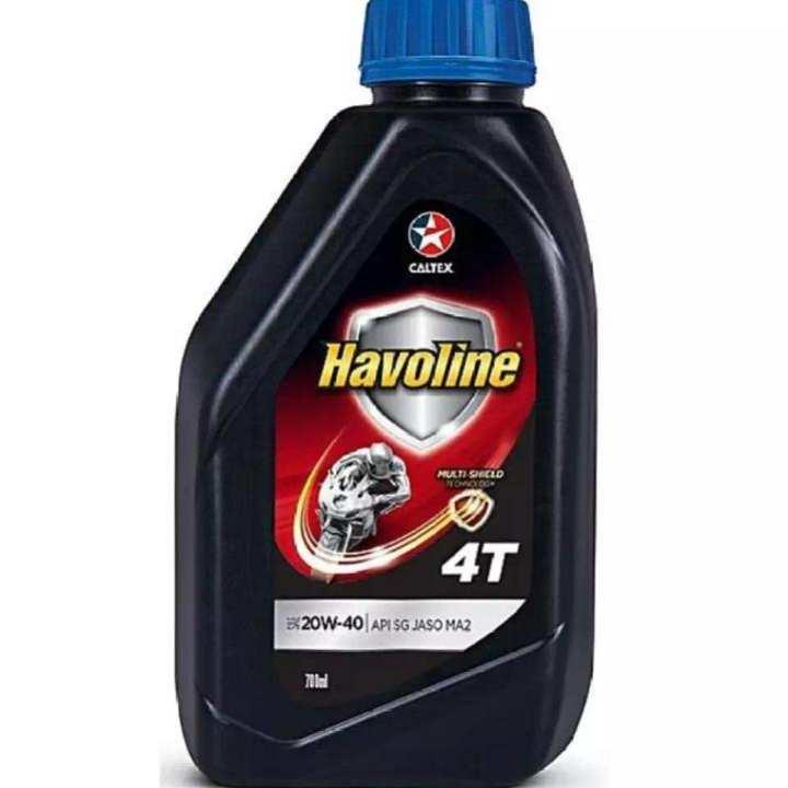 Heavoline 4T Motorcycle Generator Oil 700 ml