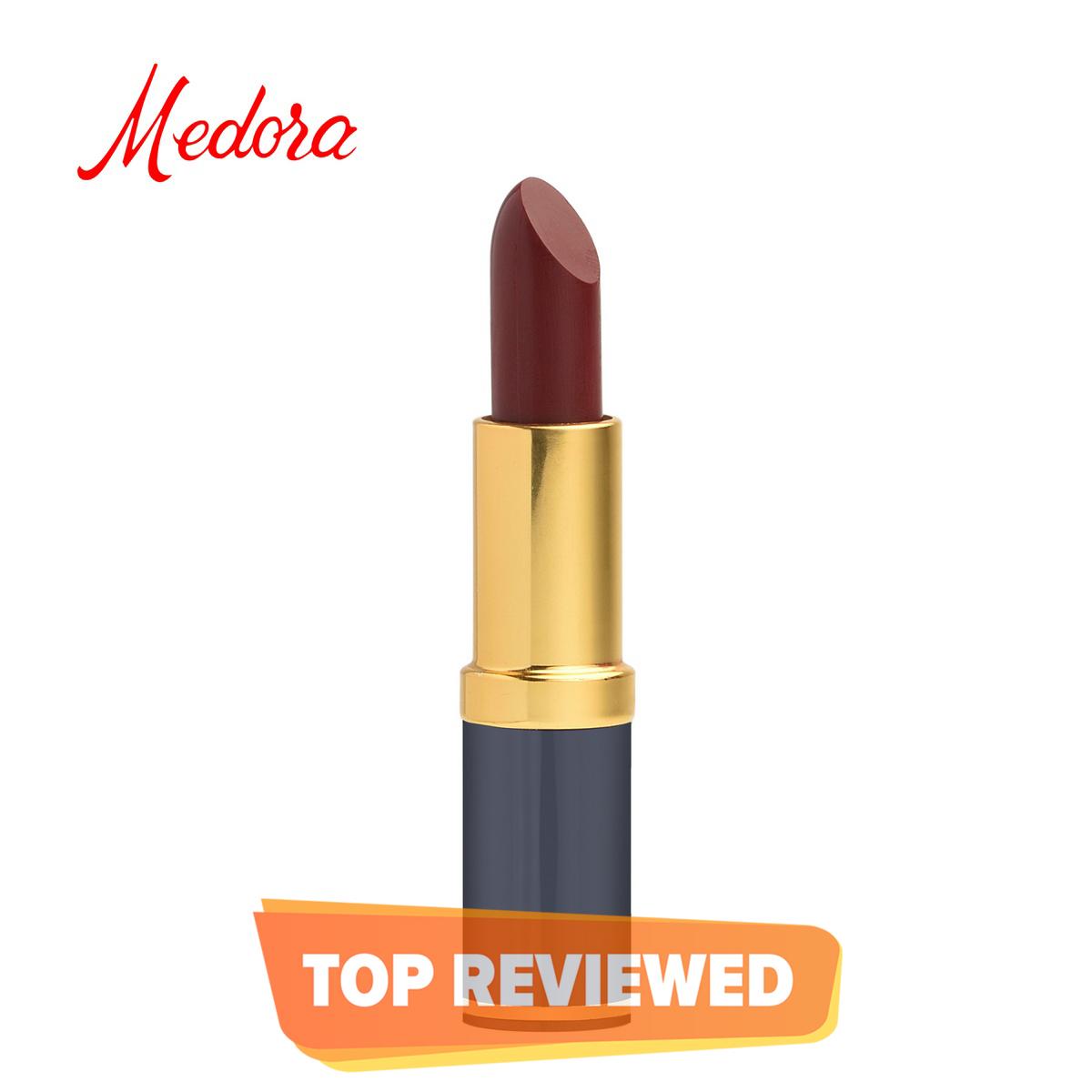 MEDORA Matte Lipstick- 284 TRUE MAROON