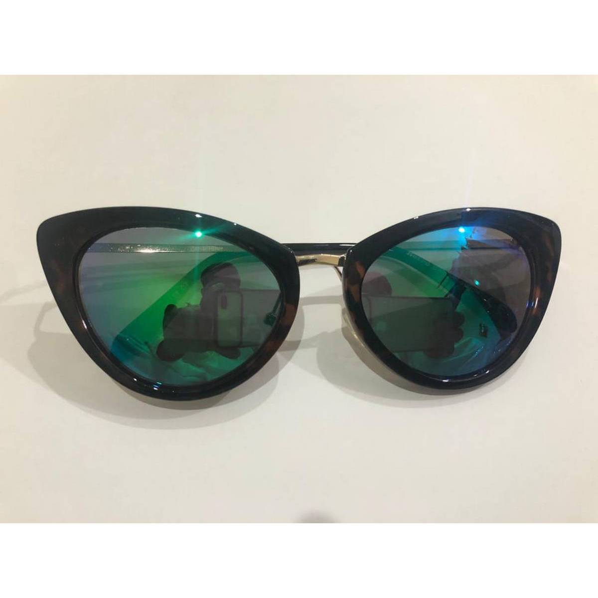 Ladies Sunglasses - Women Fashion - Round Sun glasses for Women - Girls Sun glasses - Big Sunglasses for Girls
