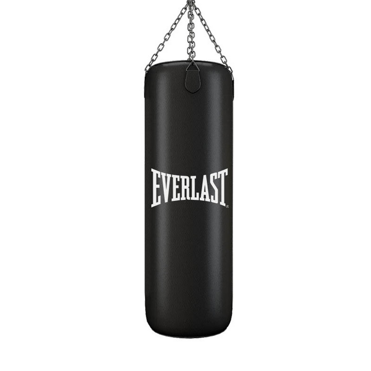 Leather Boxing Bag 4ft with Hanging Chain