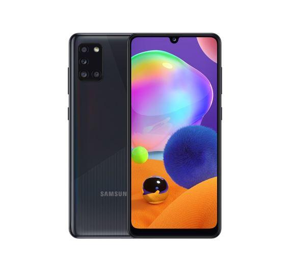 Samsung Galaxy A31 - Display 6.4 - Multi Quad Camera system - RAM 4GB - ROM 128 GB - Battery 5000 mAh