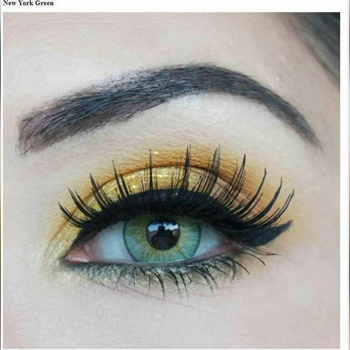 Event 3 Tone Contact Lenses Eye Wear + free water kit / disposible lenses / lense, eye lense / color lense / eye lenses for girls