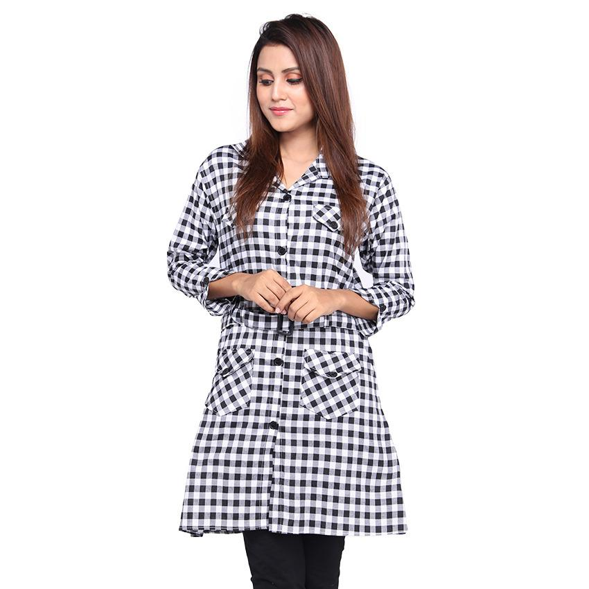 866e048d Women's Casual Shirts, Buy Ladies Dress Shirts Online | Daraz Pakistan