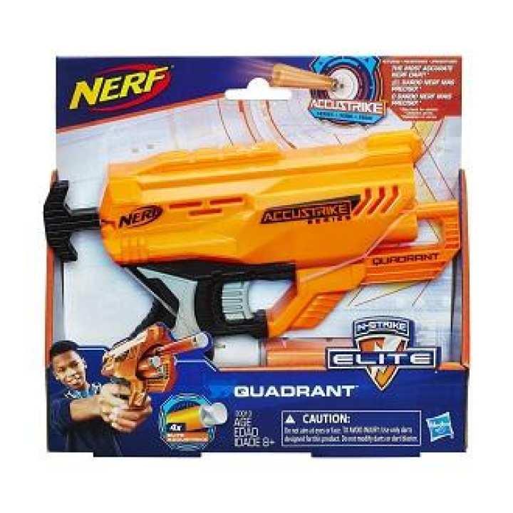 4 Fire Storm - 16 Soft Dart Blaster Clip Shooter ORIGINAL