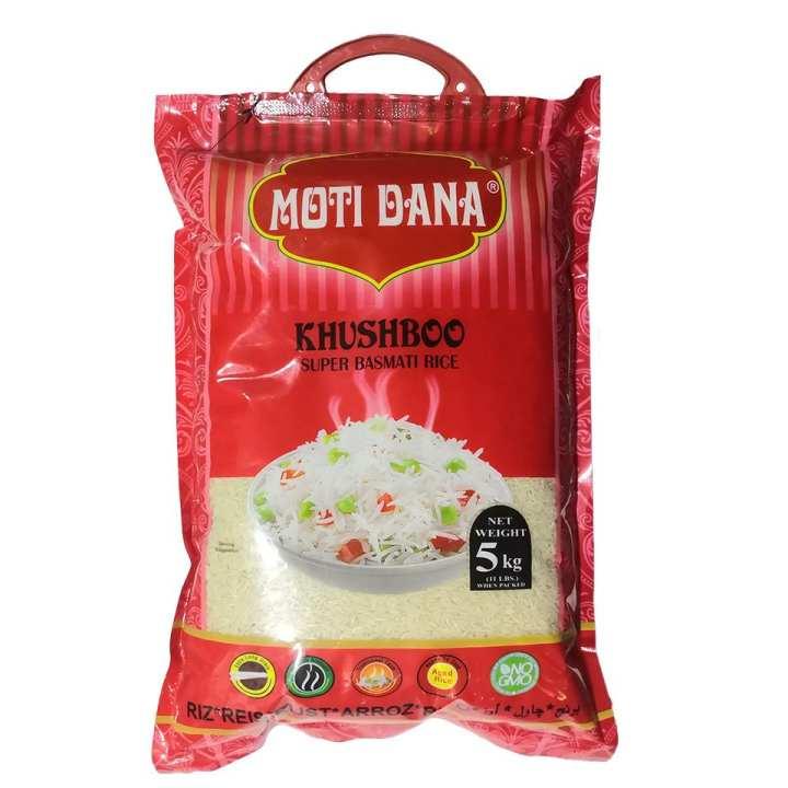 KHUSBOO - Super Basmati Rice - 5 kg
