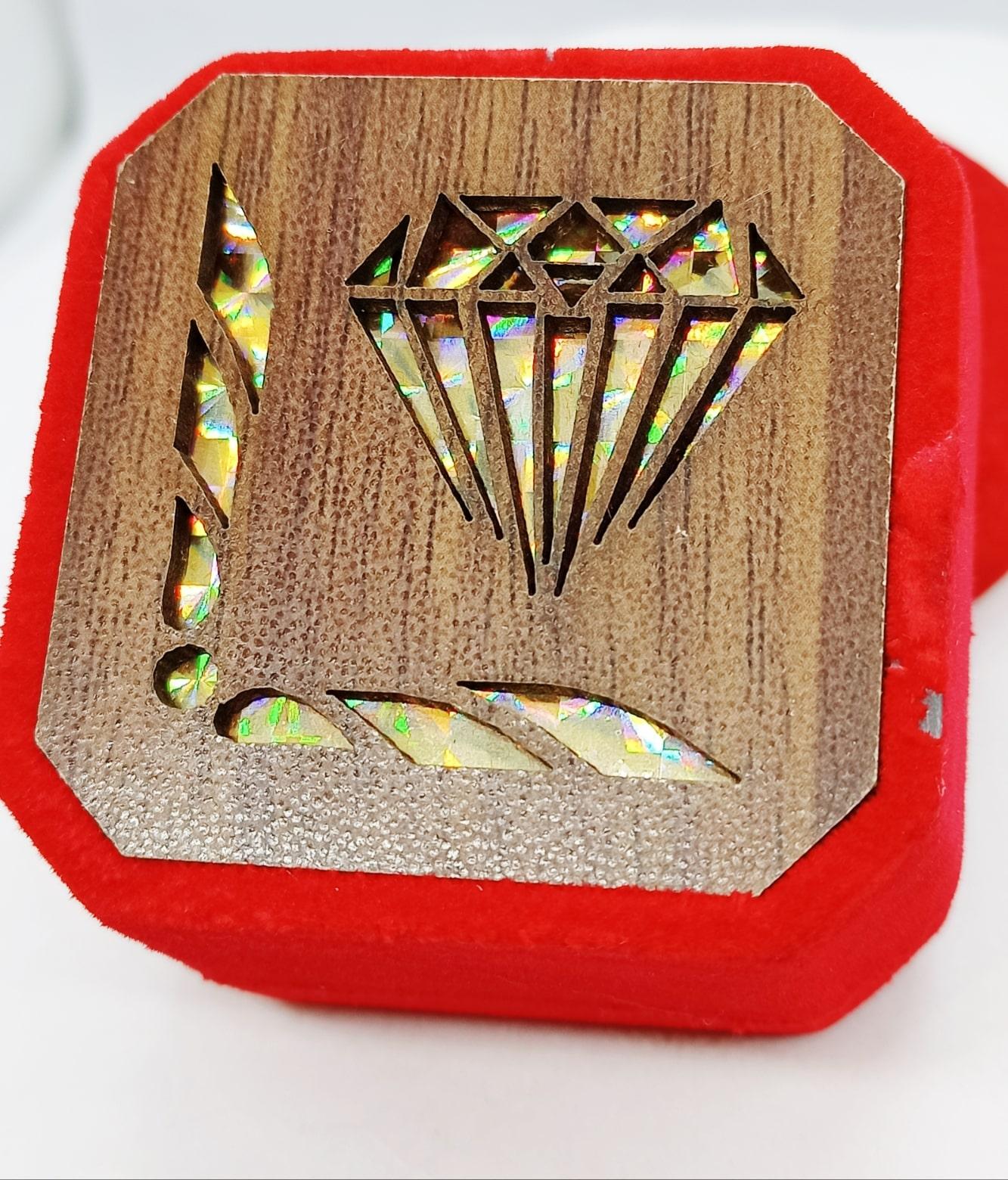 Beautiful Ring Box