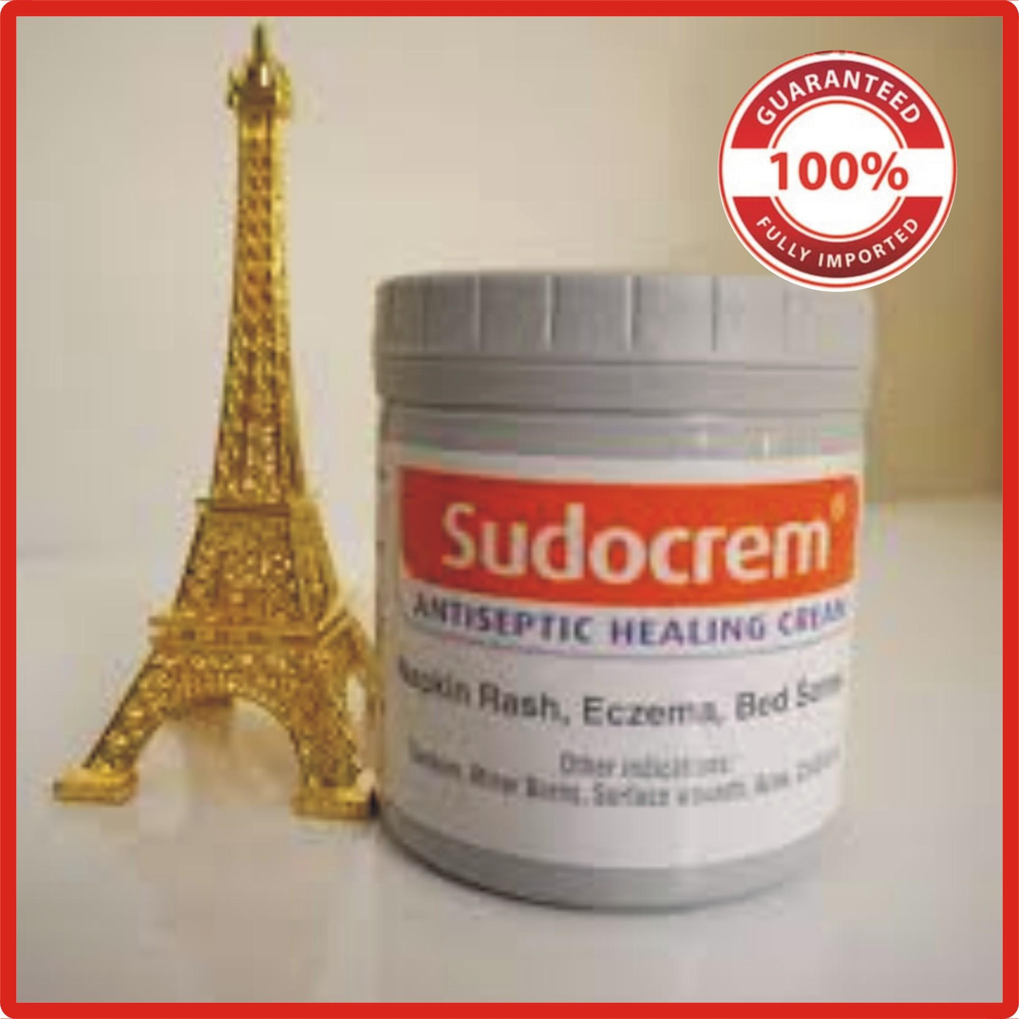 Sudocrem Antiseptic Healing Cream For Nappy Rash, Eczema, Burns, Wounds and more 125