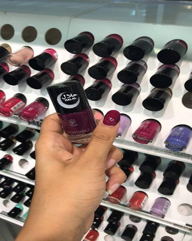 Plum Nail Polish Halal Nail Color From Mikyajy Buy Online At Best Prices In Pakistan Daraz Pk