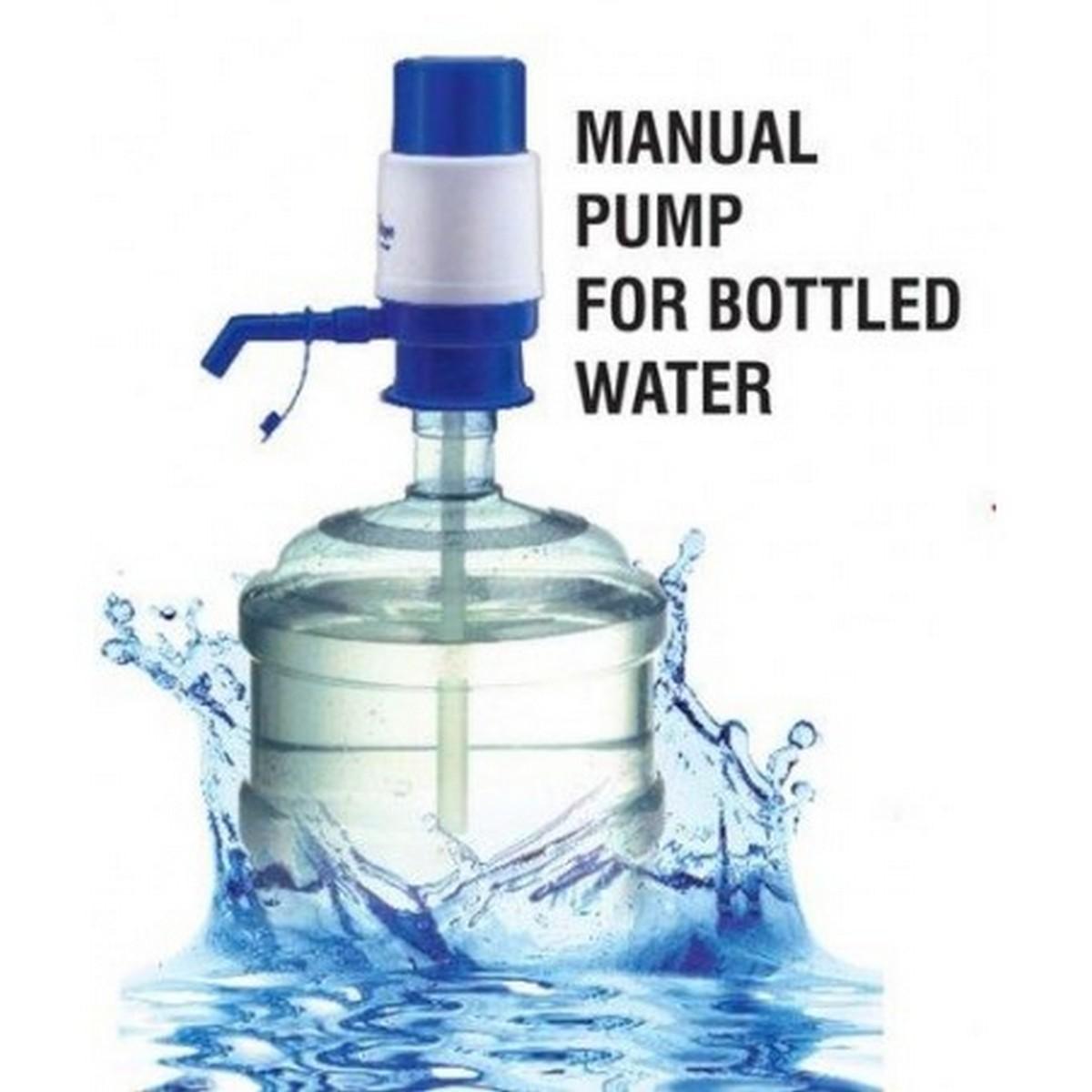 Manual Pump For Water Bottles Mini Pump Dispenser