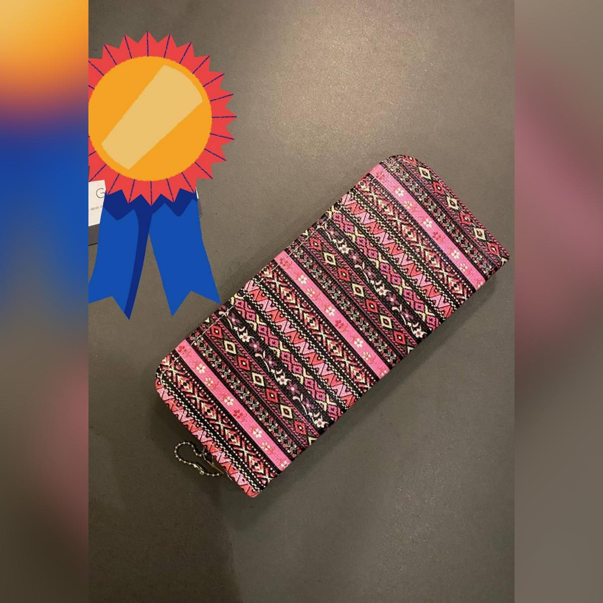 Beautiful Pink clutch for Women, Clutch Hand Bag For Girls & Women