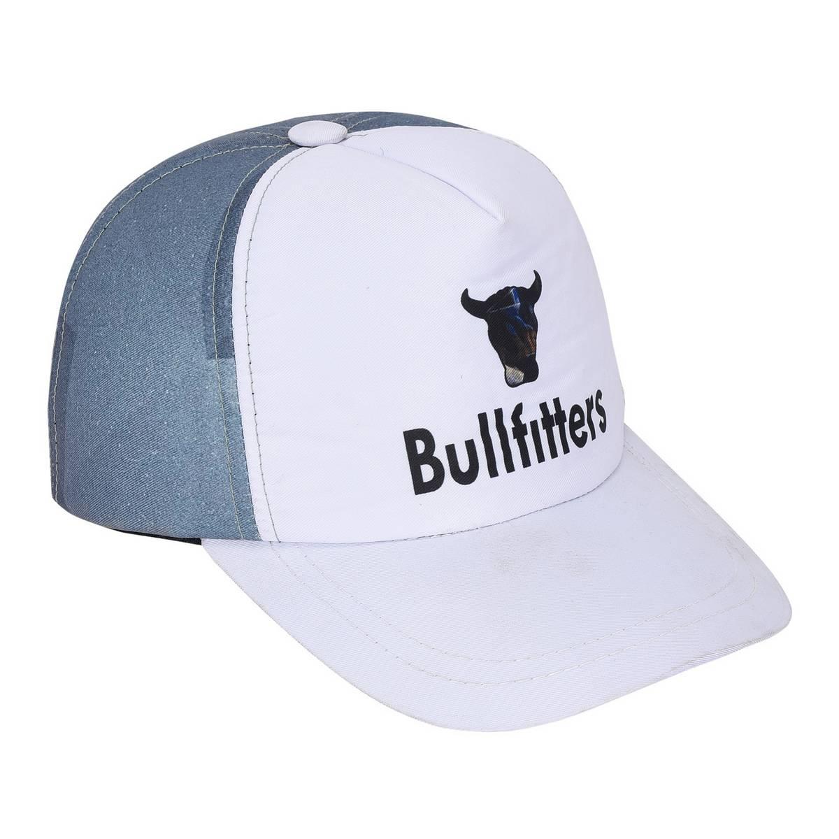 Bullfitters Head Wear Sun Hat Cap Race High Performance Running/Outdoor Sports Hat Baseball Cap Visor Cap- Sublimated Cap