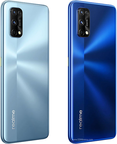 Realme 7 Pro - 6.4 Super Amoled Display - 8gb Ram 128gb Rom - 64mp Sony Quad Camera - 65w Super Dart Charge (pre-booking From 3rd Till 15th Nov)