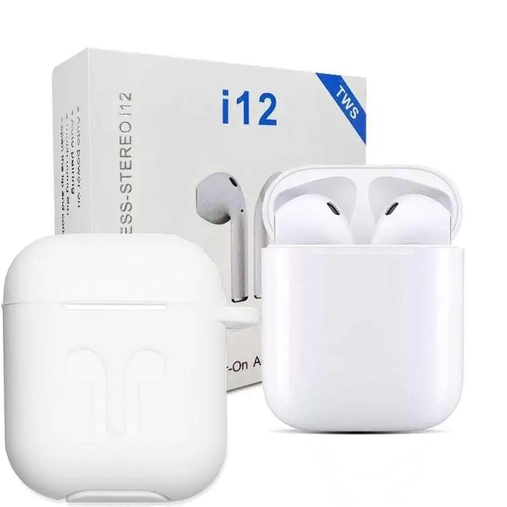TWS i12 | i11 Air pods Wireless Bluetooth 5.0 Headset Earbud For All Mobile phone