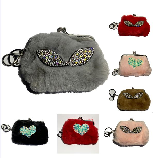 Women Female Evening Clutch Ladies For Party Purse Wallets Small Purses Coins Handsfree & Other Accessories Wallet for Girls